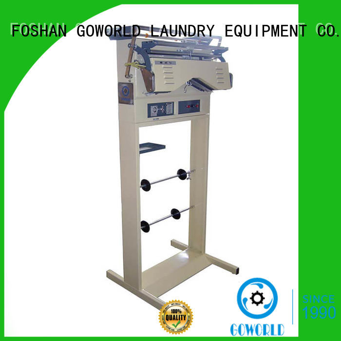 GOWORLD professional commercial laundry facilities supply for railway company