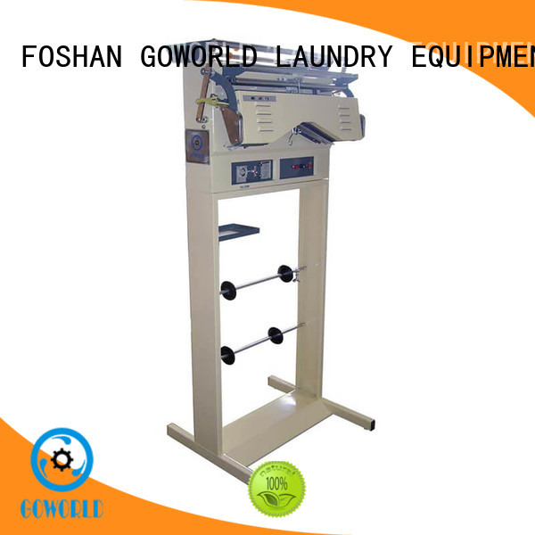 GOWORLD utility laundry packing machine stain for restaurants