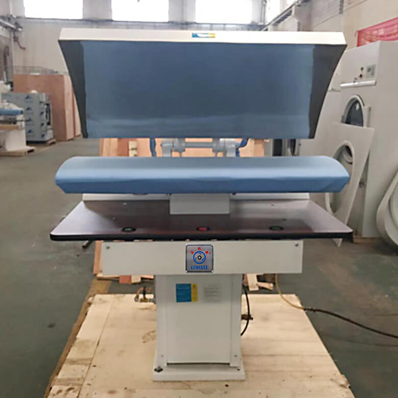 GOWORLD best laundry press machine for shop-2