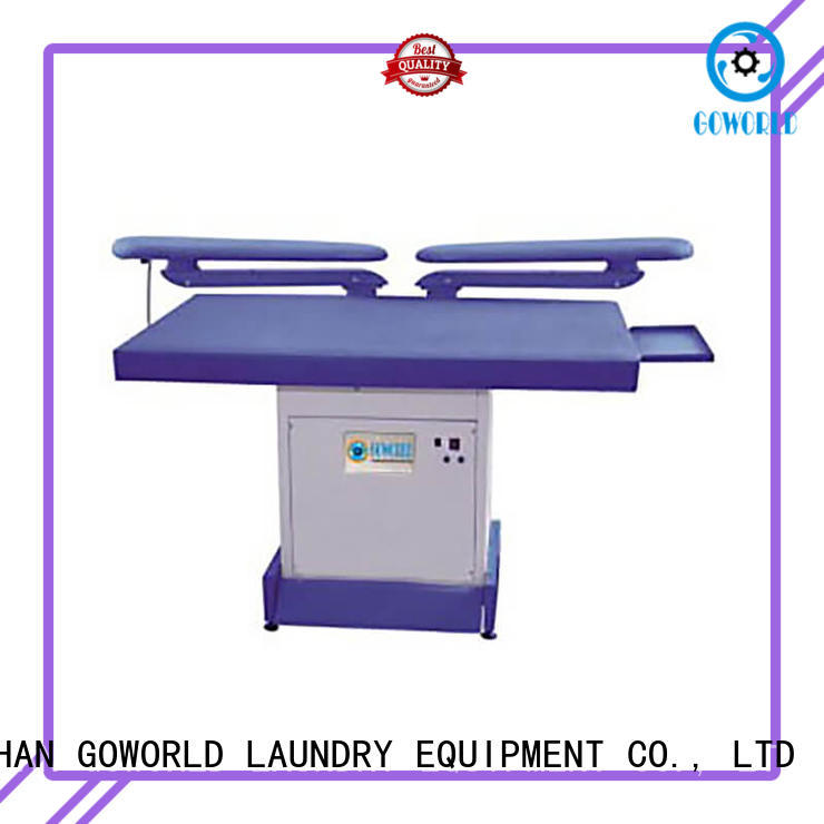 GOWORLD utility industrial iron press machine easy use for armies