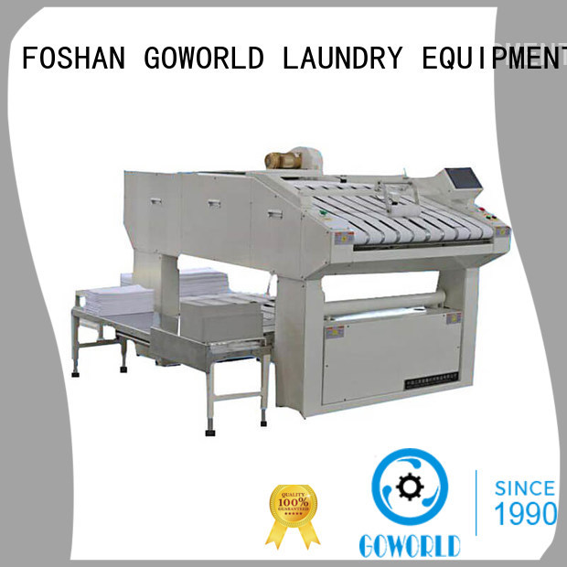 GOWORLD multifunction folding machine intelligent control system for medical engineering