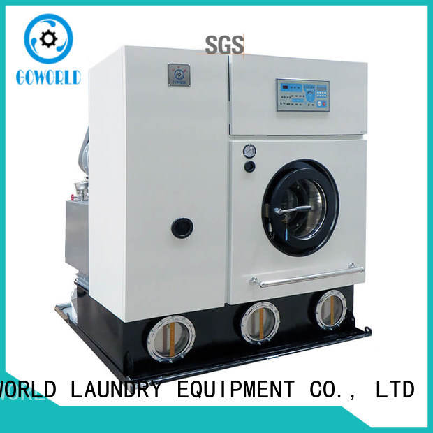 machine dry cleaning washing machine China for textile industries