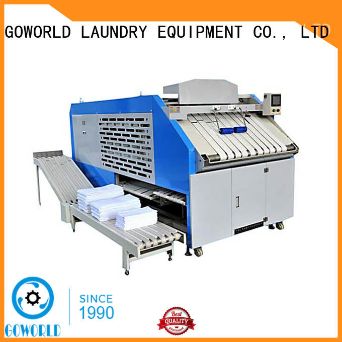 multifunction automatic towel folding machine factory textile industries