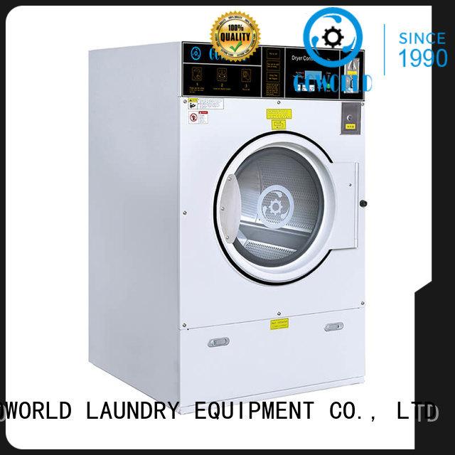 GOWORLD shop self service washing machine steam heating for school