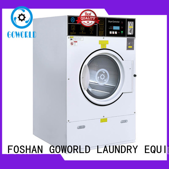GOWORLD hotel self service washing machine for sale for hotel