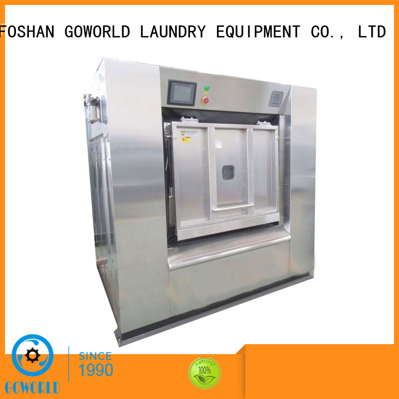 GOWORLD hospital industrial washer extractor manufacturers for sale for hospital