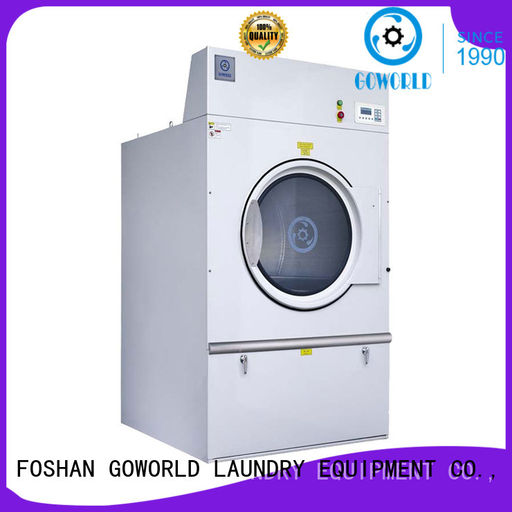 high quality electric tumble dryer laundry steadily for laundry plants