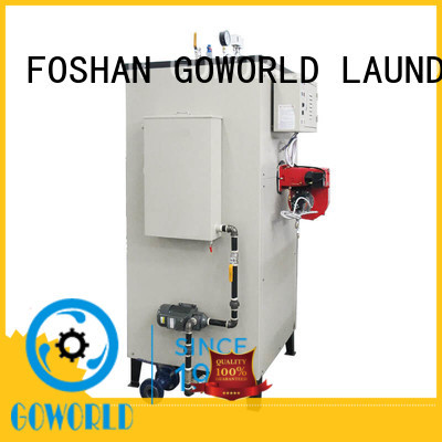 GOWORLD steam laundry steam boiler for sale for textile industrial
