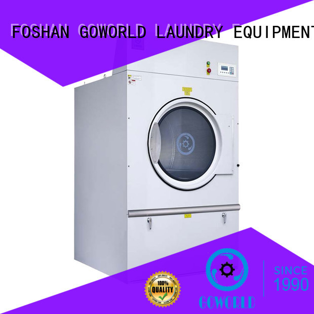 high quality commercial tumble dryer easy use for hospital