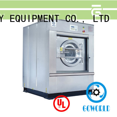 GOWORLD nondust industrial washer extractor easy use for hospital