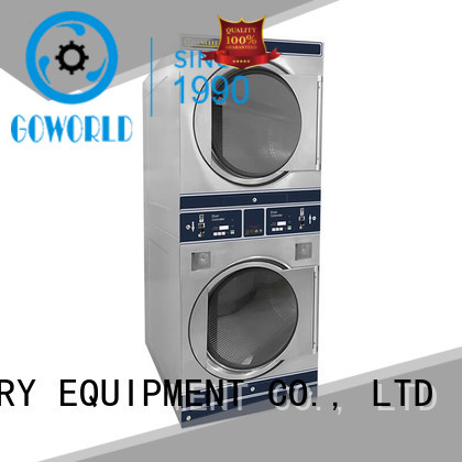 GOWORLD self service washing machine Easy to operate for hotel