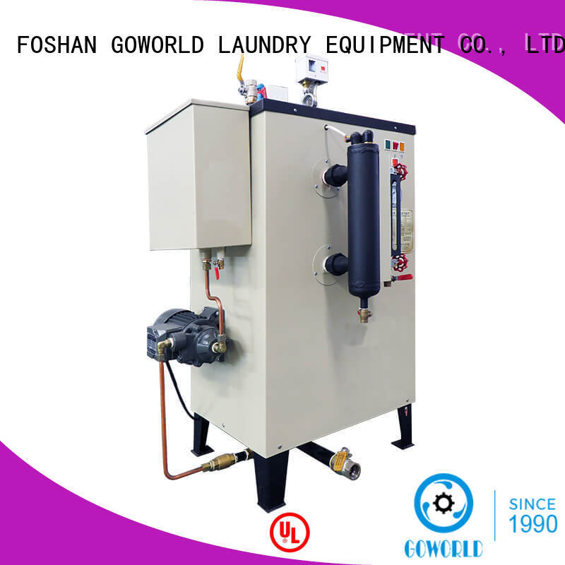generator gas diesel GOWORLD Brand gas steam boiler supplier