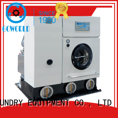dry cleaning machine textile textile industries GOWORLD