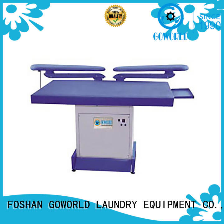 high quality form finisher easy use for garments factories