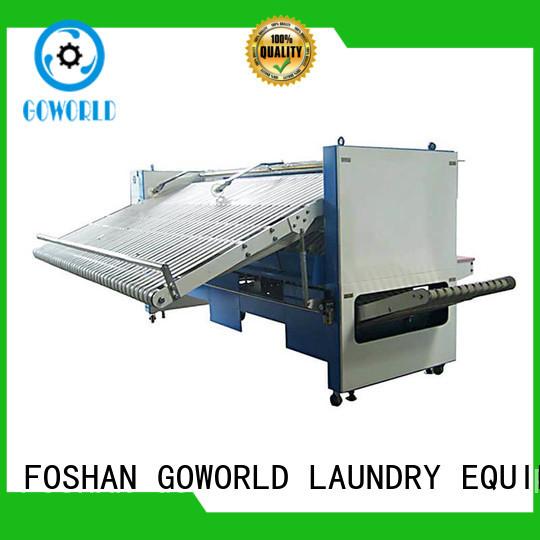 GOWORLD folder towel folder high speed for medical engineering