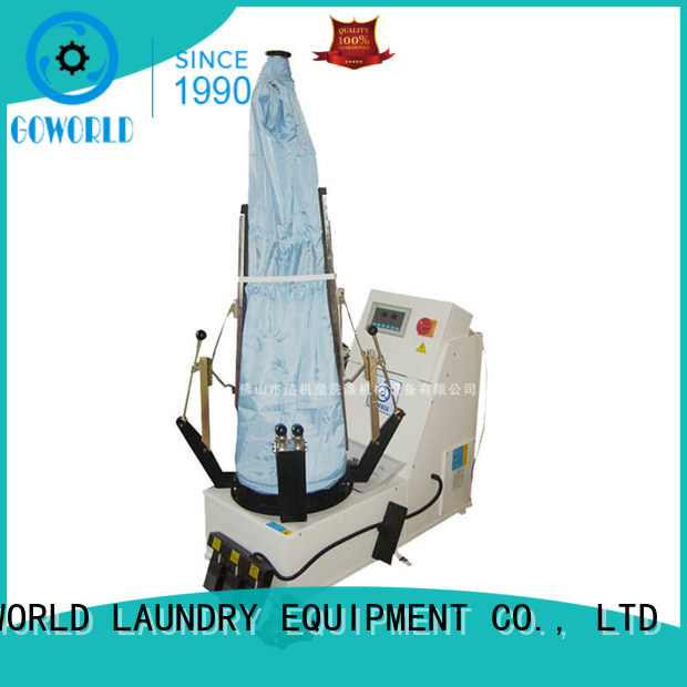 Quality GOWORLD Brand finisher laundry laundry press machine