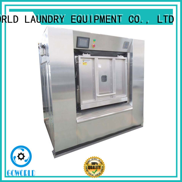 GOWORLD hospitals barrier washer extractor for sale for hotel