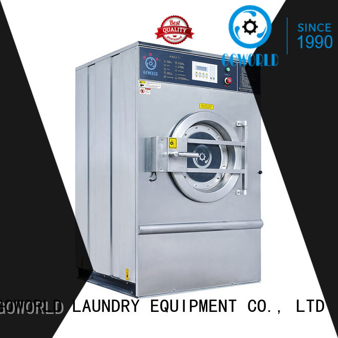 washer extractor center simple installation for laundry plants