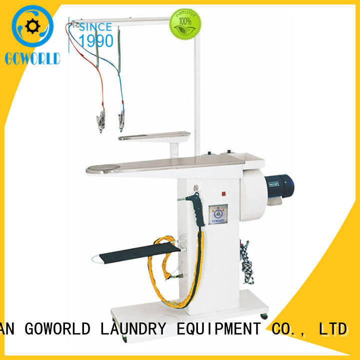 GOWORLD package laundry packing machine supply for shop