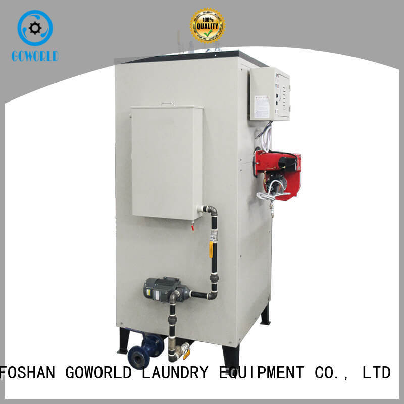 GOWORLD electric laundry steam boiler supply for pharmaceutical
