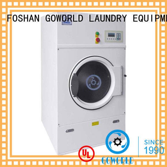 safe laundry dryer machine towels factory price for inns