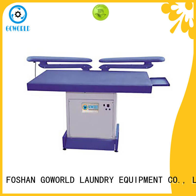 laundry press machine machine easy use for dry cleaning shops