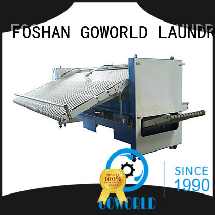 GOWORLD multifunction automatic towel folder efficiency for medical engineering