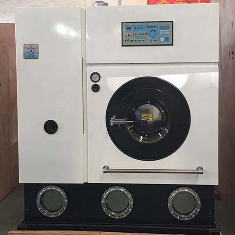 GOWORLD shop dry cleaning machine China for railway company-2