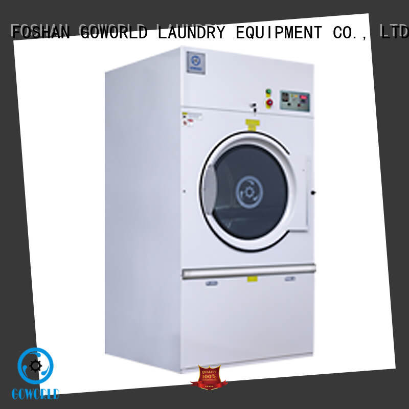 GOWORLD safe semi auto washing machine quietly for fire brigade