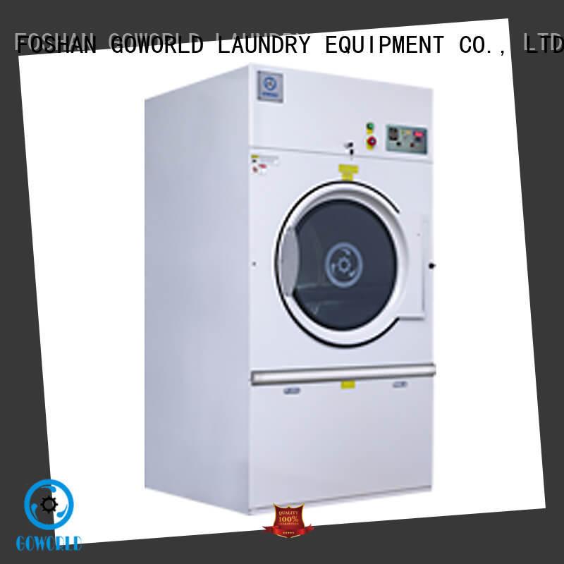 GOWORLD safe semi auto washing machine quietly for fire brigade