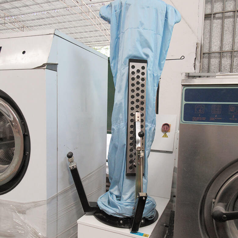 high quality laundry press machine skirt Steam heating for armies-1