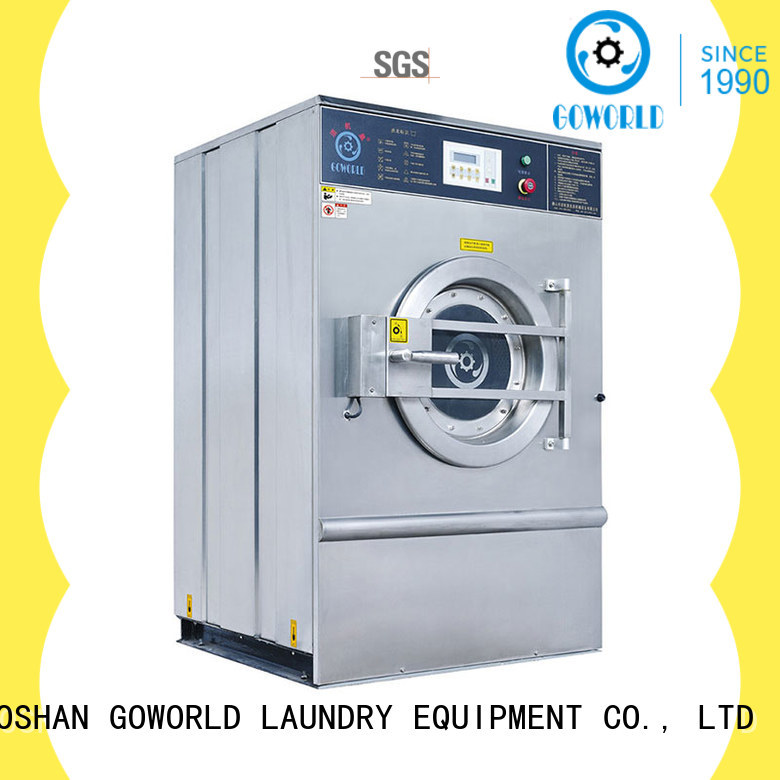 manual industrial washer extractor industries easy use for inns