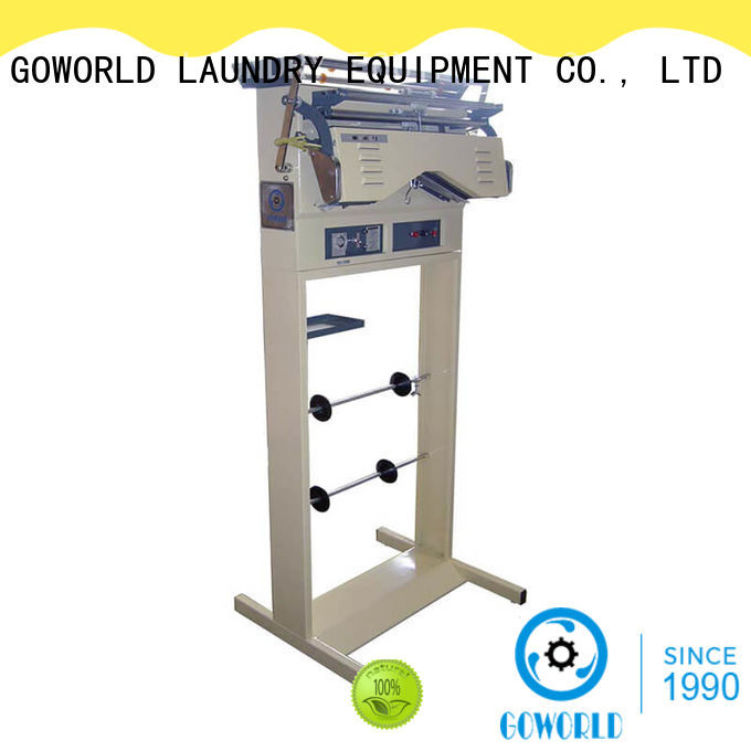 spotting commercial laundry facilities manufacturer for fire brigade GOWORLD