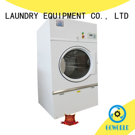automatic gas tumble dryer heating factory price for laundry plants