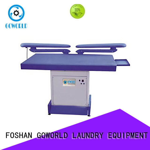 GOWORLD series form finishing machine pneumatic control for hospital
