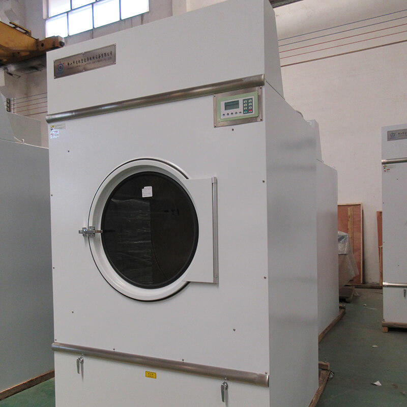 high quality gas tumble dryer steam for high grade clothes for hospital-2