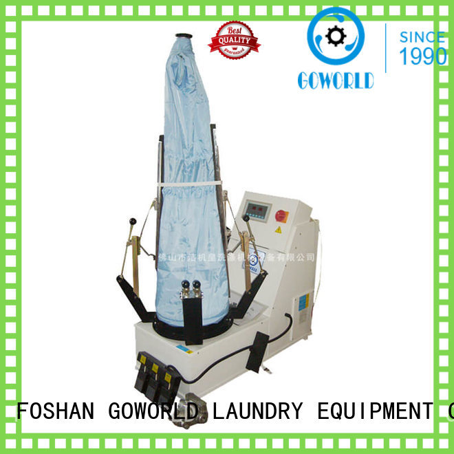 GOWORLD form finishing machine easy use for hotel