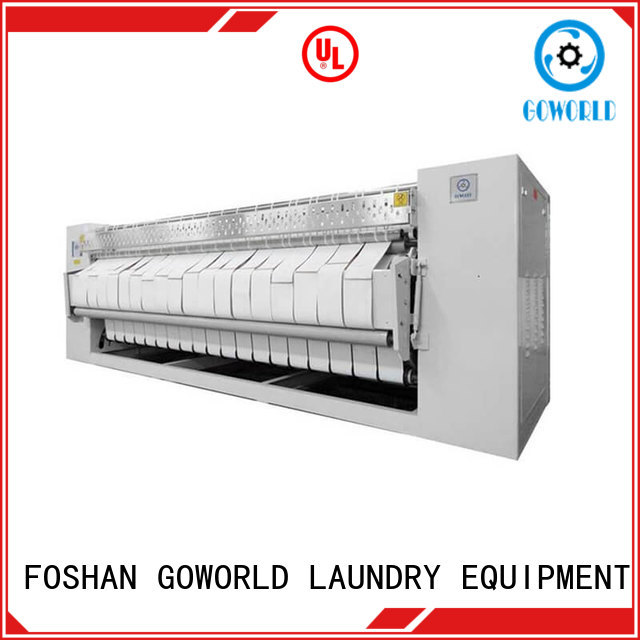 heat proof ironer machine laundry easy use for inns