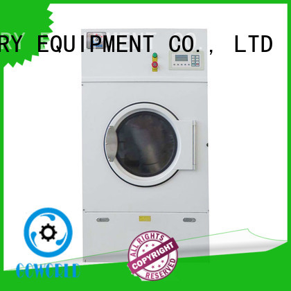 GOWORLD tumble gas tumble dryer factory price for hospital