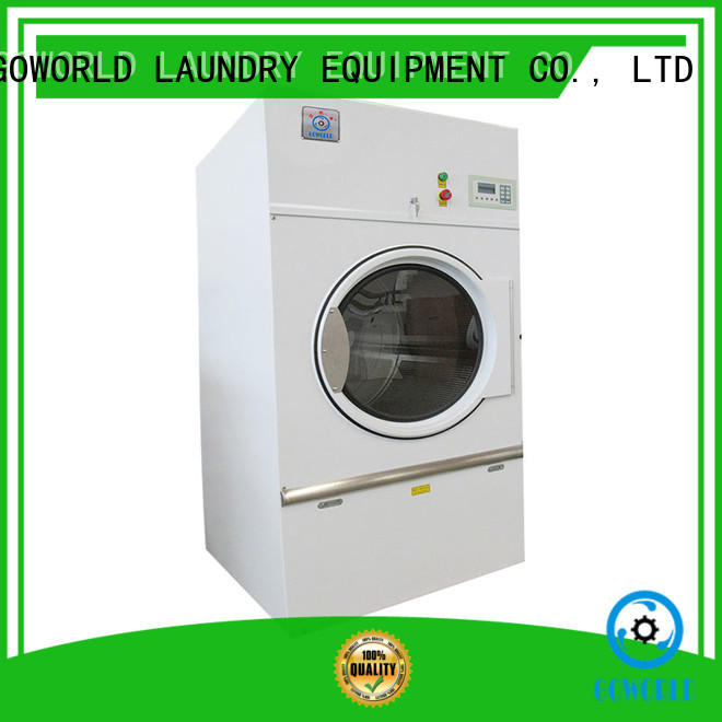 standard hotel cloth dryer steadily for laundry plants GOWORLD