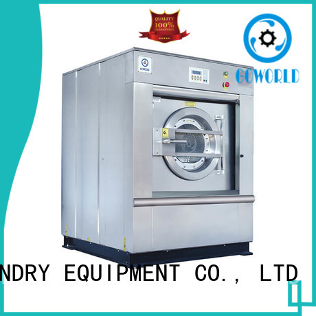 clinic automatic washer extractor industrial for laundry plants GOWORLD