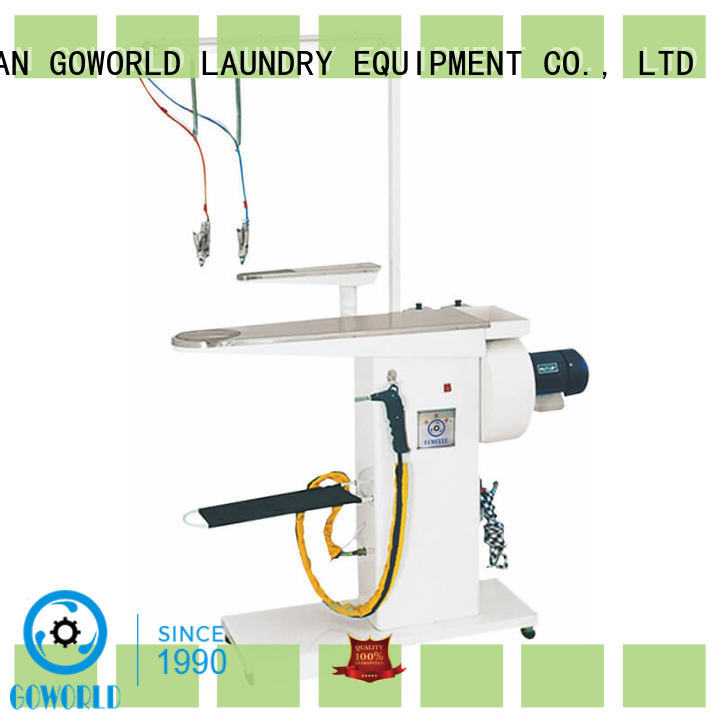 commercial laundry facilities packing manufacturer for hotel