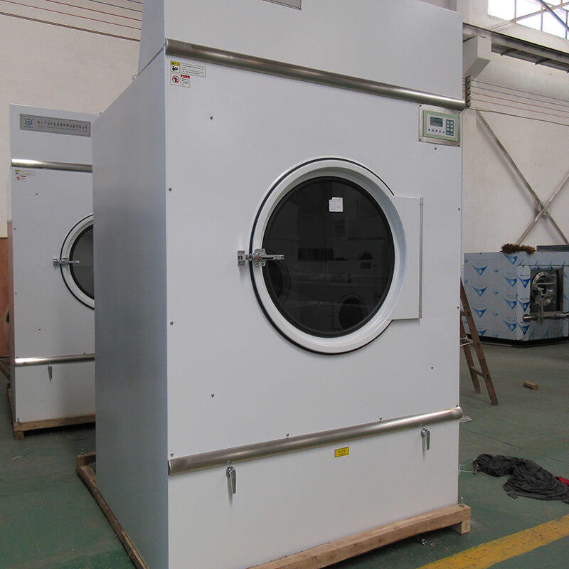 GOWORLD Stainless steel laundry dryer machine steadily for inns-1