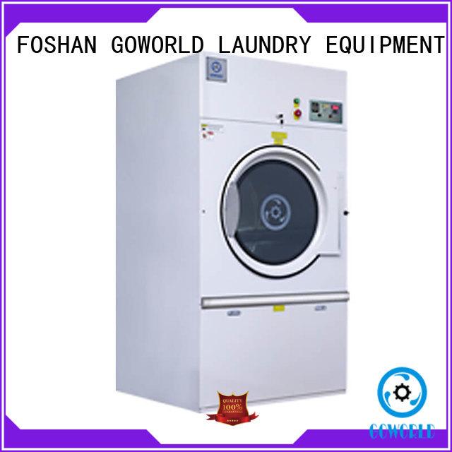 GOWORLD durable semi automatic laundry machine machine for Commercial laundromat