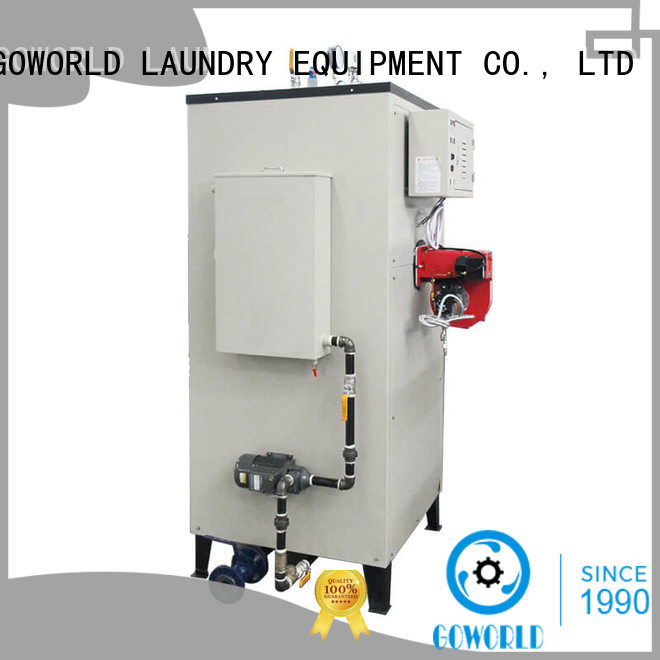 GOWORLD laundry gas steam boiler environment friendly for laundromat