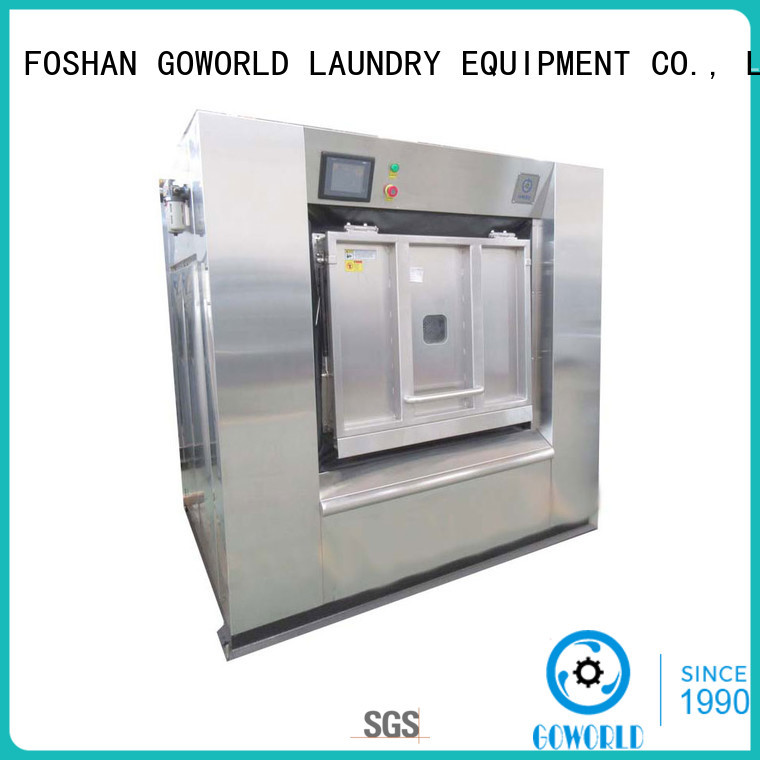 Hot washer extractor center GOWORLD Brand