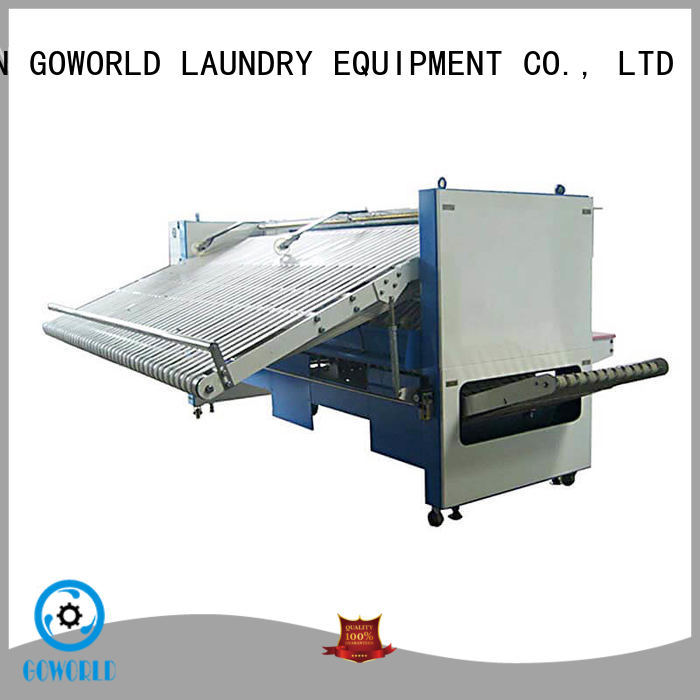 multifunction towel folding machine engineering factory price for hotel