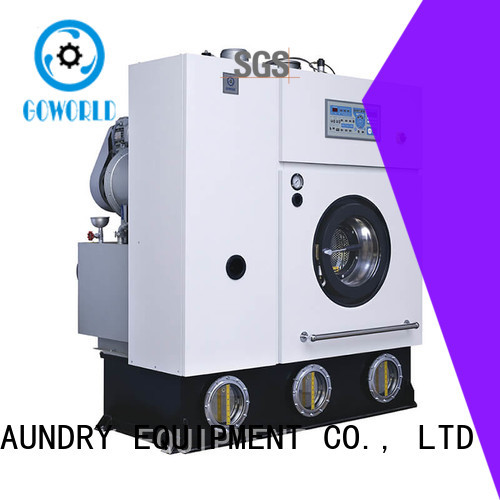 industries dry cleaning washing machine energy saving for hotel