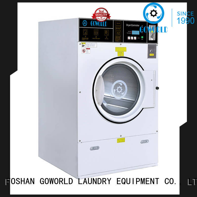 GOWORLD laundry self-service laundry machine directly price for laundry shop