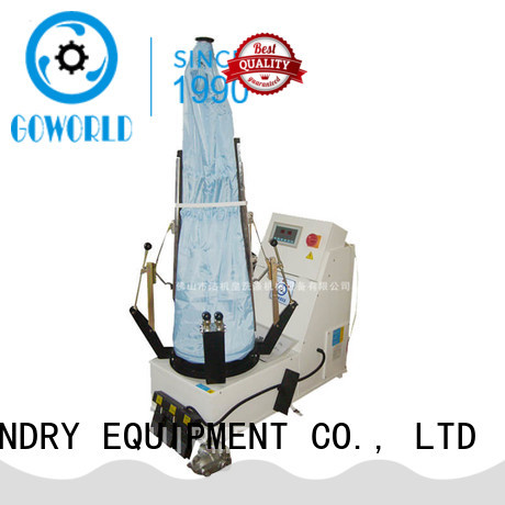 GOWORLD utility utility press machine easy use for garments factories